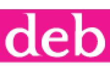Logo for deb